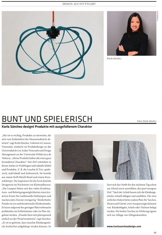 Design aus Stuttgart_Karlasanchezdesign