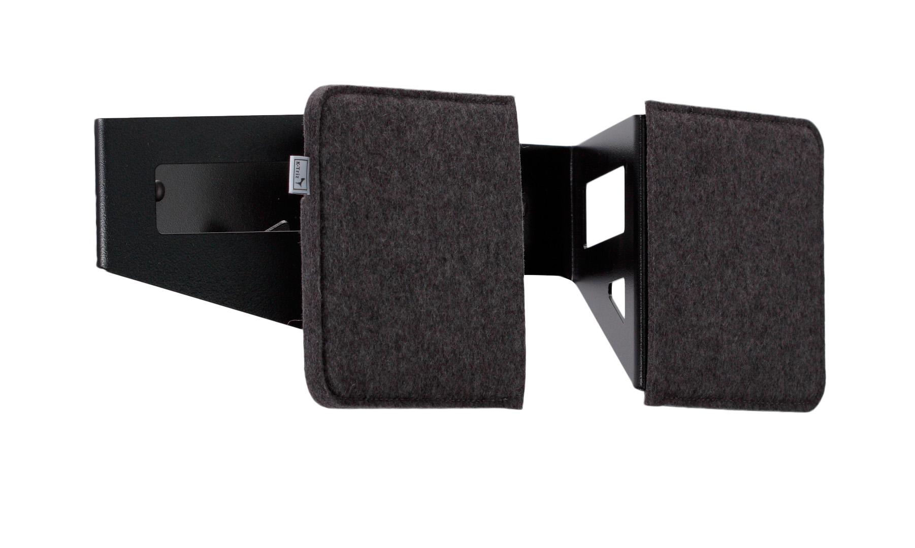 stummer diener anthrazit schwarz stummer diener design ponalto. Black Bedroom Furniture Sets. Home Design Ideas