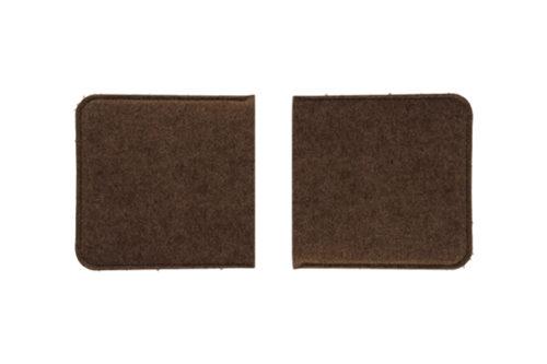 Front-Bezugen-Braun